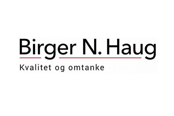Birger N Haug Logo