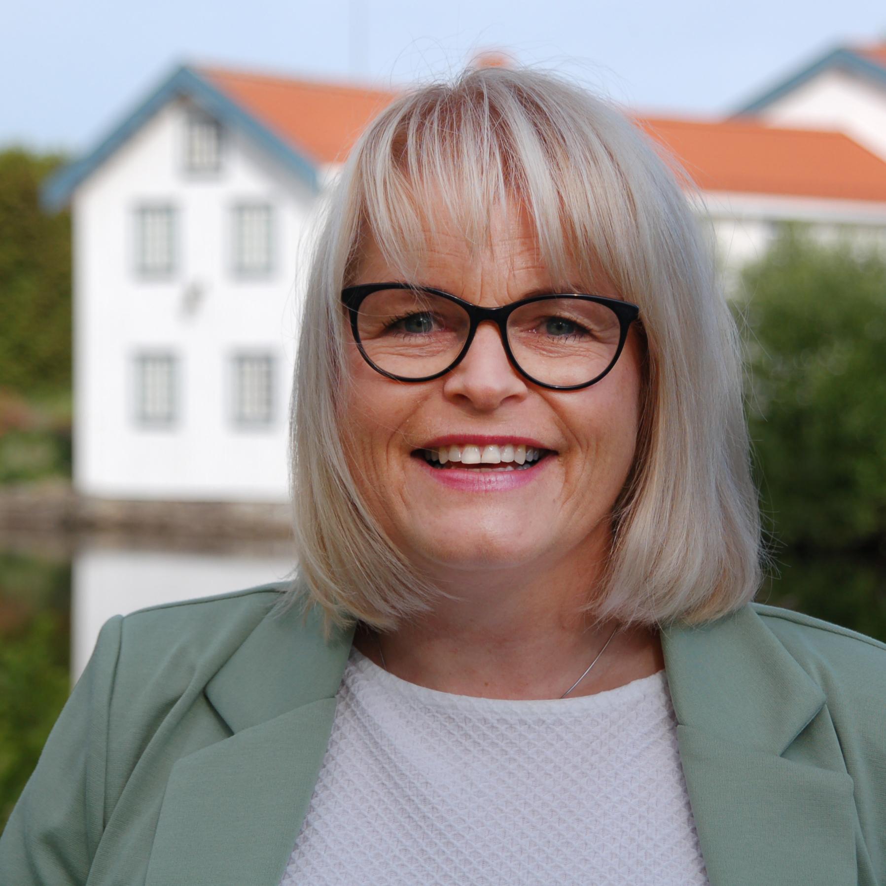 Portrettfoto av Tove Fjellvang Lie